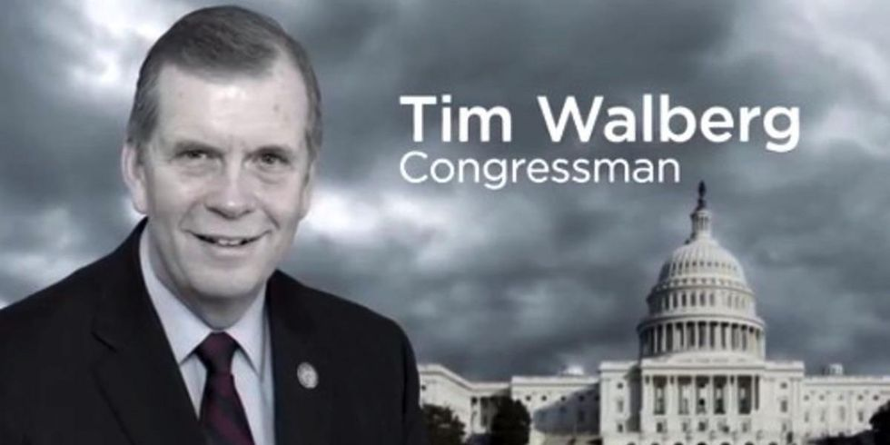 GOP Congressman: God Will 'Take Care' of Climate Change