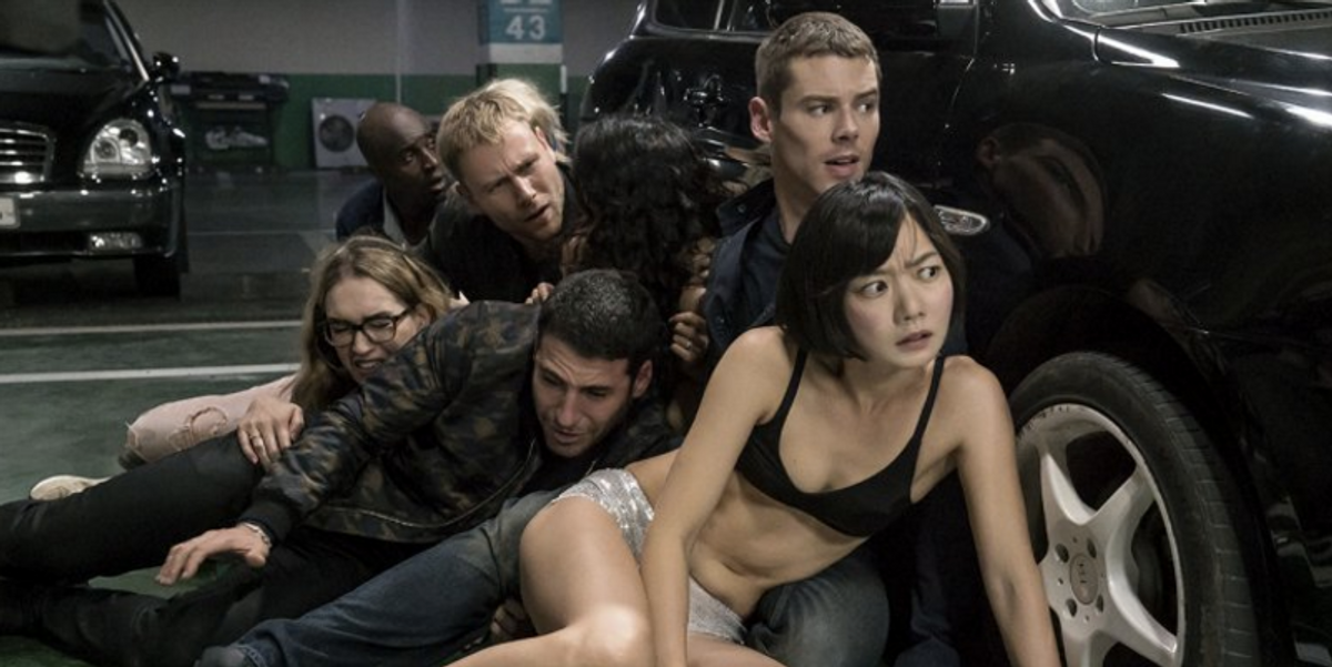 Netflix Cancels LGBTQ-Friendly 'Sense8' On First Day Of Pride Month