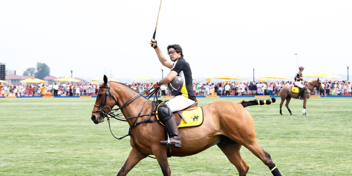 Get on Your Horse (or Just the Ferry) for the 2017 Veuve Clicquot Polo Classic