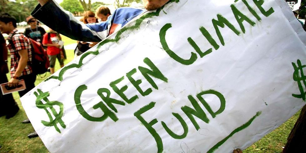 5 Facts Trump Got Wrong on His Attack of the Green Climate Fund