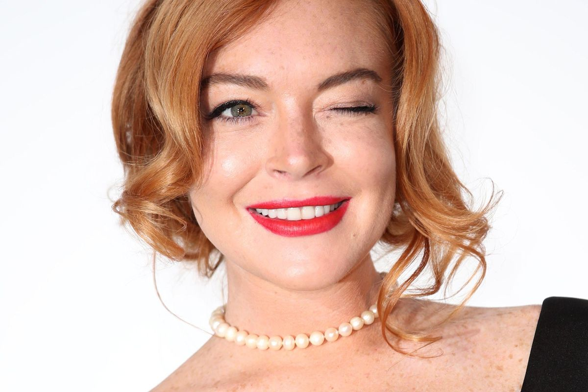 Lindsay Lohan, Woman of Many Trades, is Now Launching a Jewelry Line