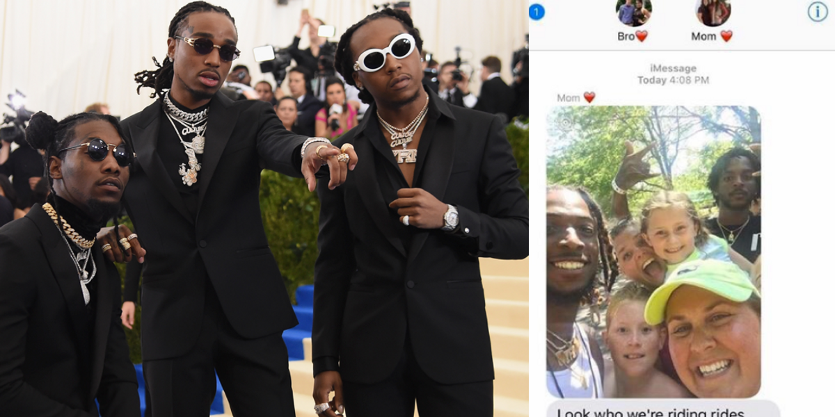 These Dudes Claimed They Were Migos, Went to Coney Island and Took Photos with Fans