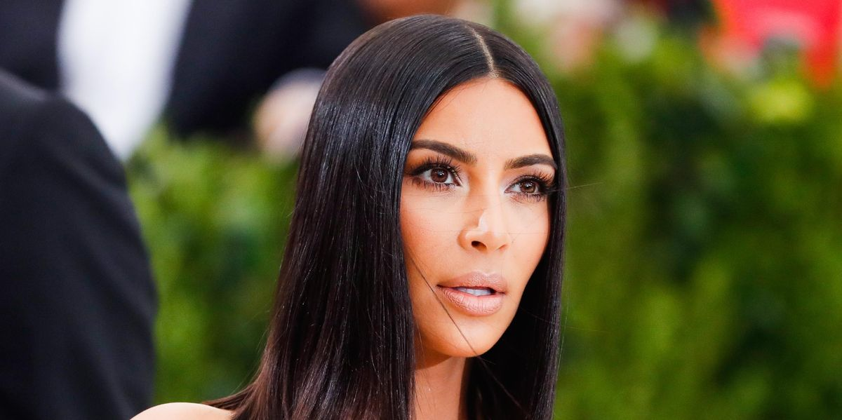 Kim Kardashian Wrote A Letter In Favor Of Gun Control For National Gun Violence Awareness Day