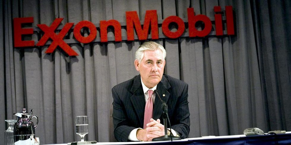 NY AG: Exxon Misled Investors on Cost of Climate Regs