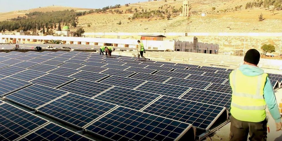 Syria Opens Its First Solar-Powered Hospital