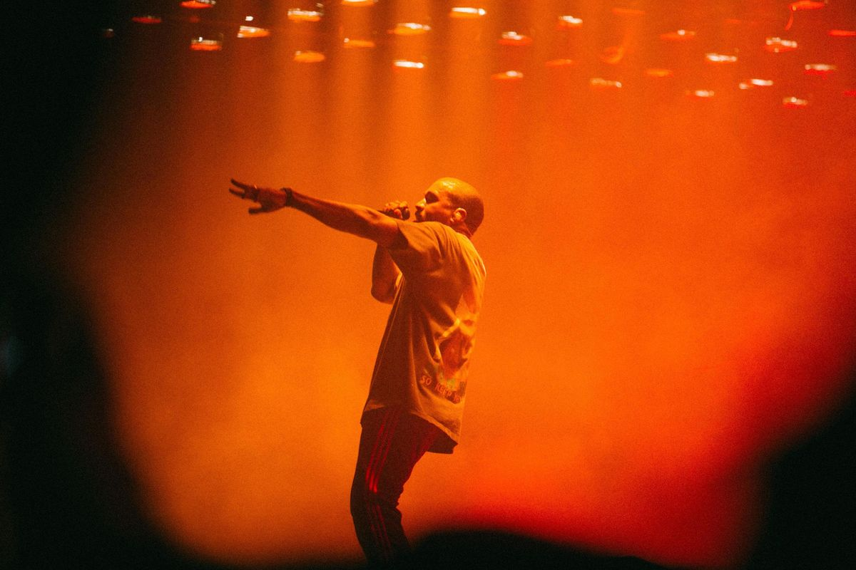 Two New Kanye Songs Featuring A$AP Rocky, Young Thug and Migos Have Emerged