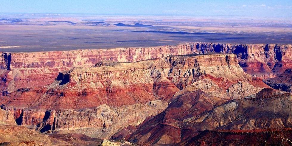 Regional Officials to Ask Trump Administration to End Uranium Mining Ban Near Grand Canyon