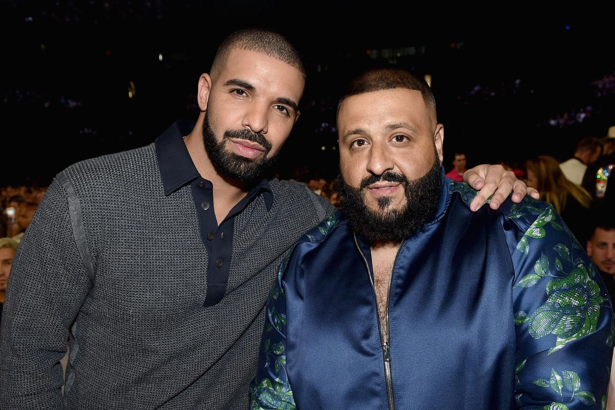 DJ Khaled and Drake's New Song is Bound to Be Another [Number] One
