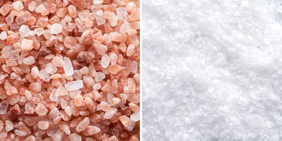 Pink Himalayan vs. Table Salt: Which Is Healthier?