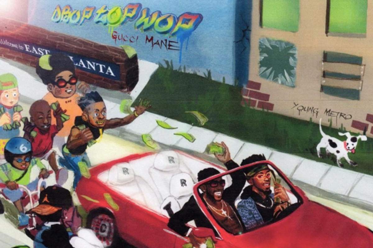 Gucci Mane's 'Droptopwop' Project Is Here As Promised