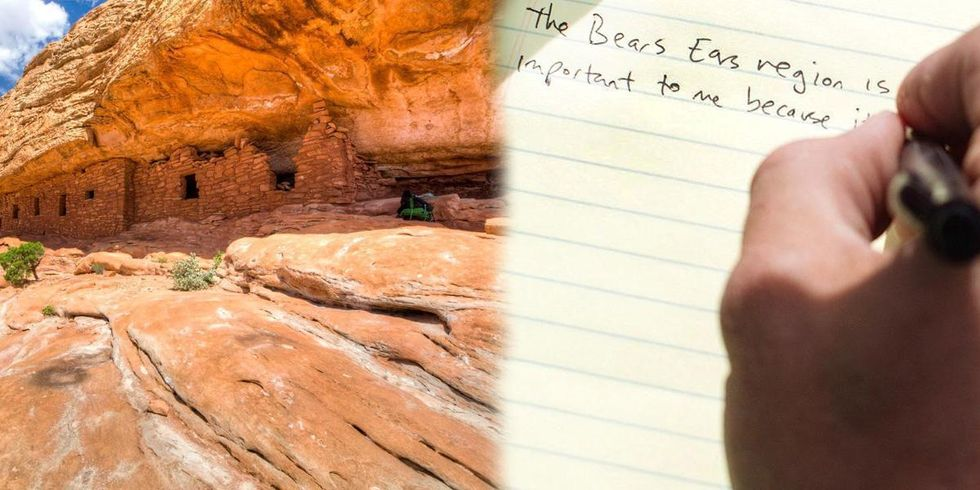 685,000+ Send Comments in Support of Bears Ears National Monument