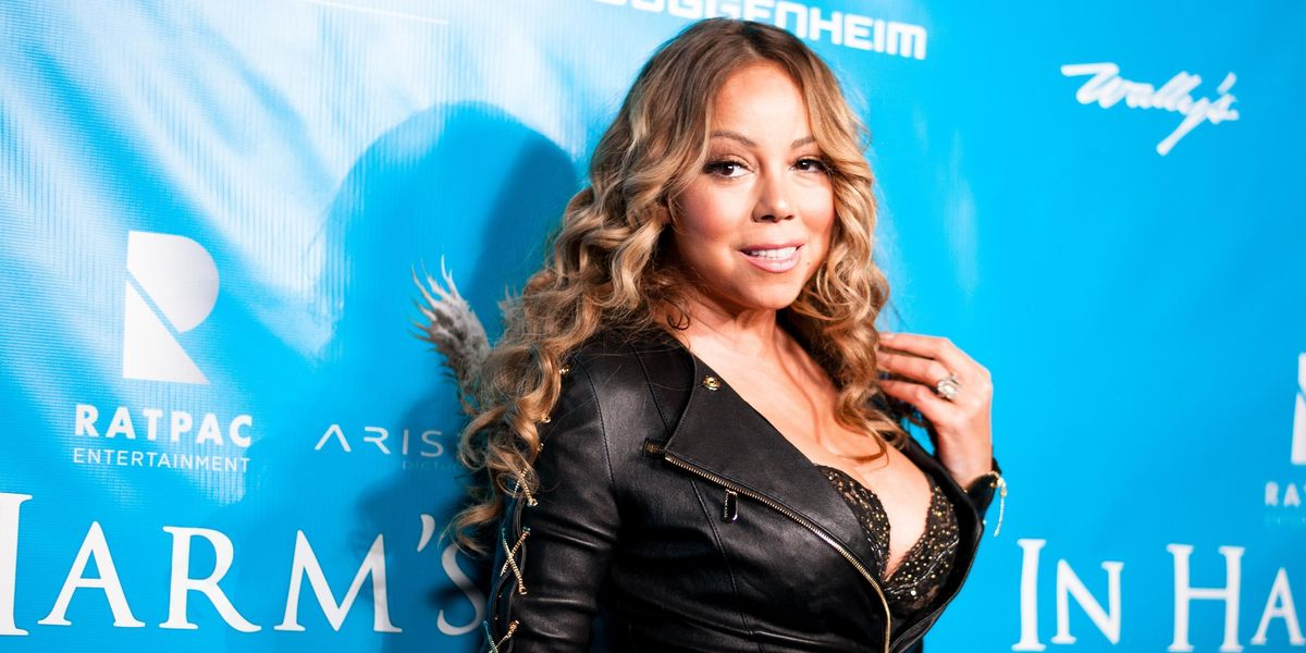 Mariah Carey Wants to Bring Her Signature Glam to the Masses with New Beauty Company