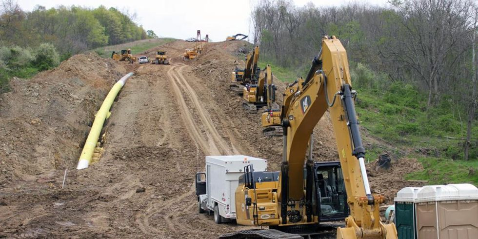 FERC Rejects Rover Pipeline's Drilling Request