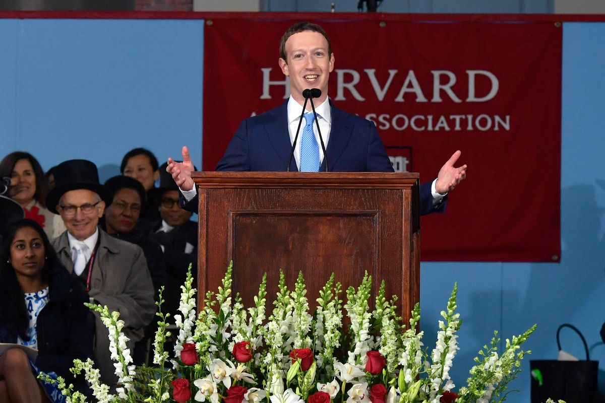 Mark Zuckerberg Admits His Favorite Beyoncé Song at Harvard Commencement