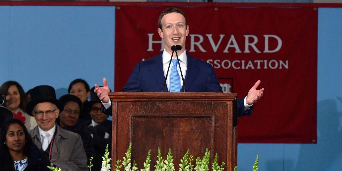 Mark Zuckerberg Admits His Favorite Beyoncé Song at Harvard Commencement