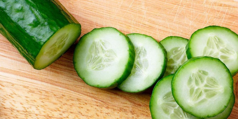 7 Reasons Why You Should Eat Cucumbers