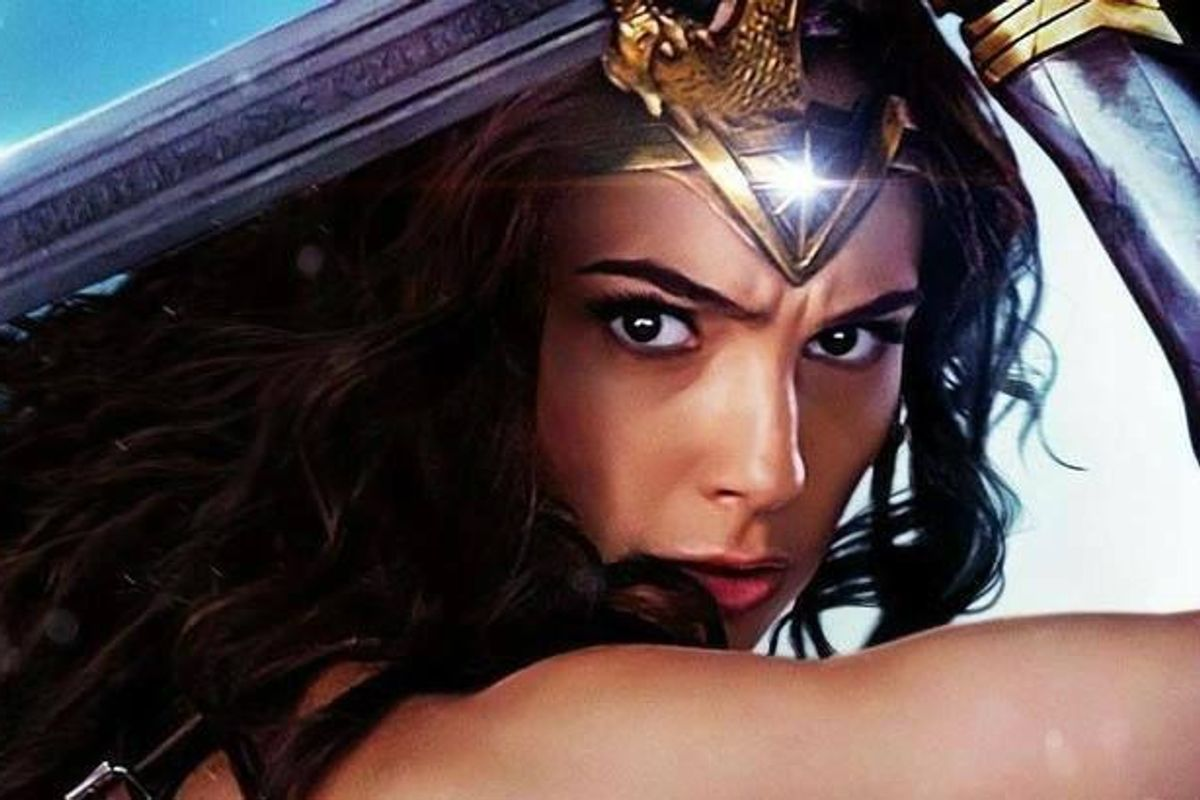 Women's Only Screening of Wonder Woman Has Men Angry Because Of Course