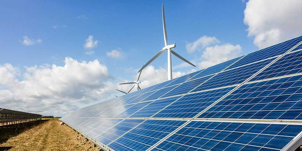 Renewable Energy Growth: 40 Years Ahead of EIA's Forecast