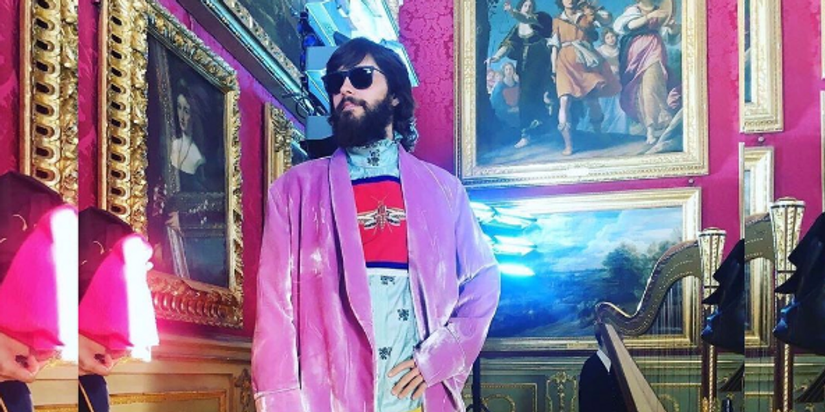 Here is Everything that Happened at Gucci's Unreal Resort '18 Show