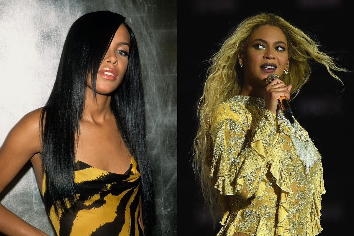 Let This Aaliyah/Beyoncé Mashup Shake You To Your Core
