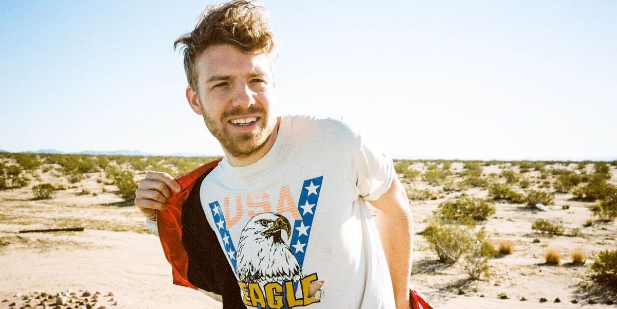 """PREMIERE: Andrew Belle's New Video for """"Down"""" is a Testament to Taking Chances"""