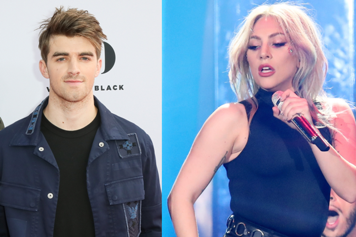 The Chainsmokers Have Publicly Bowed to Lady Gaga – As They Should