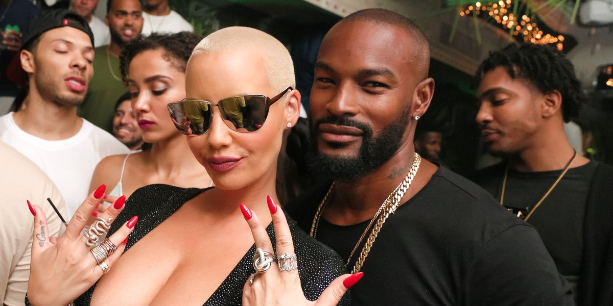 Amber Rose Announces Third Annual SlutWalk With Instagram Pic that Bares All (NSFW)