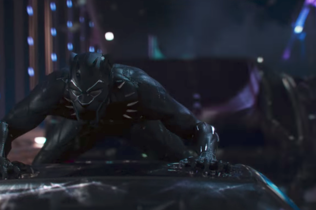 The Black Panther Trailer is Here and Twitter Can't Get Enough