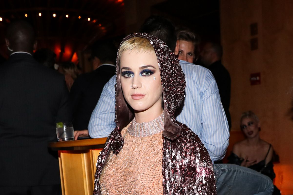 Katy Perry Opens Up About Suicidal Thoughts and Mental Health on Live Broadcast