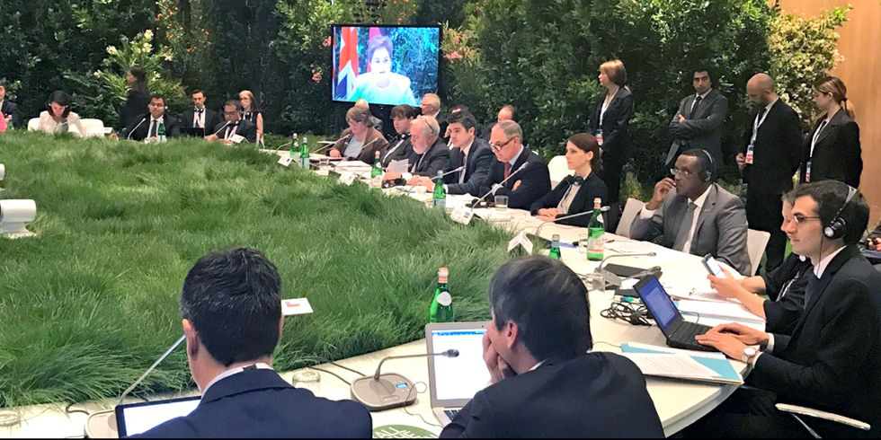 EPA Chief Ducks Out of G7 Climate Meeting More Than a Day Early