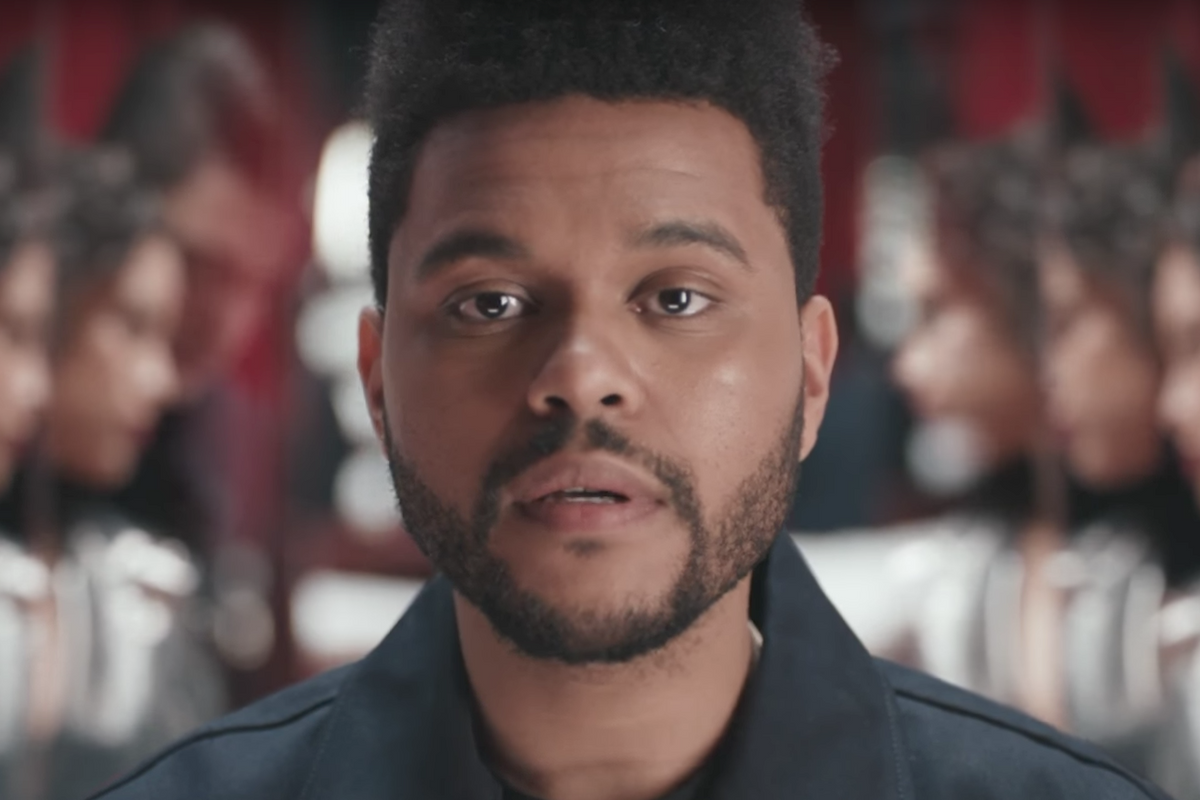 "The Weeknd Goes Full 'Inception' in New Video for ""Secrets"""