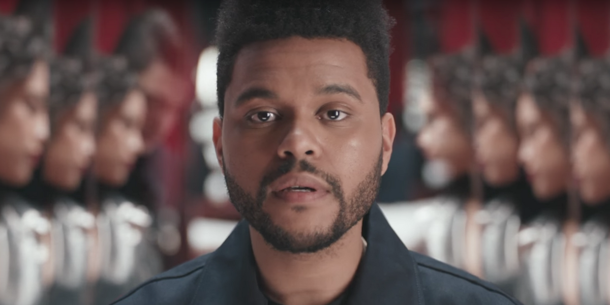 """The Weeknd Goes Full 'Inception' in New Video for """"Secrets"""""""