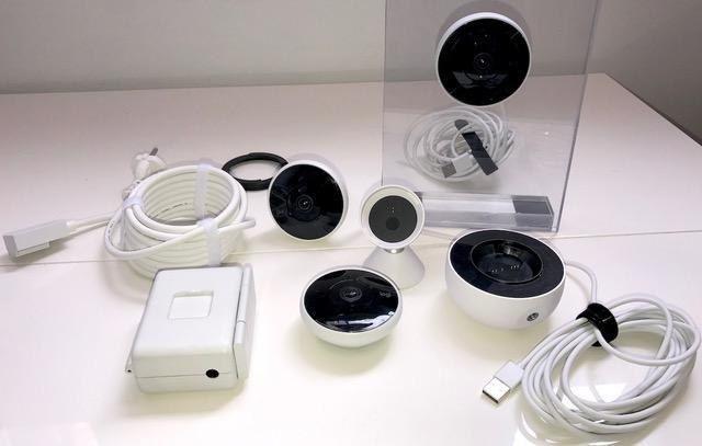6ea2920230a Logitech Circle 2 security camera is modular & weatherproof - Gearbrain