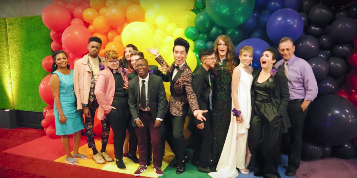 BuzzFeed Throws Queer Prom