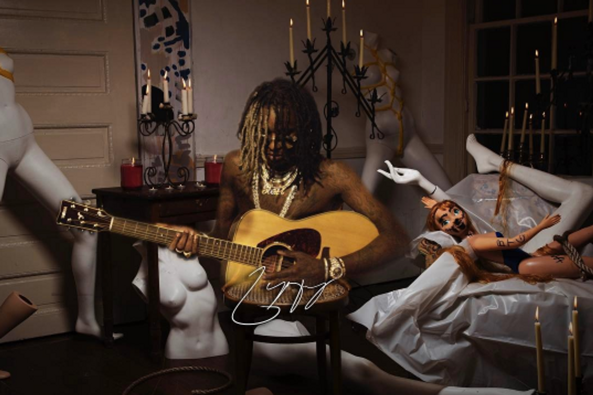 Young Thug Shares Disturbing, Violent New Album Teaser And Cover Art