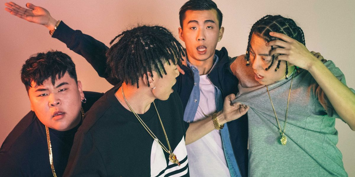 Meet the Higher Brothers, the Rap Group Climbing Over the Great Firewall of China