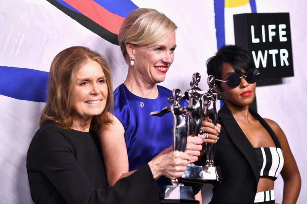 Honorees Gloria Steinem, Cecile Richards and Janelle Monae Turned Last Night's CFDA Awards into a Political Rally