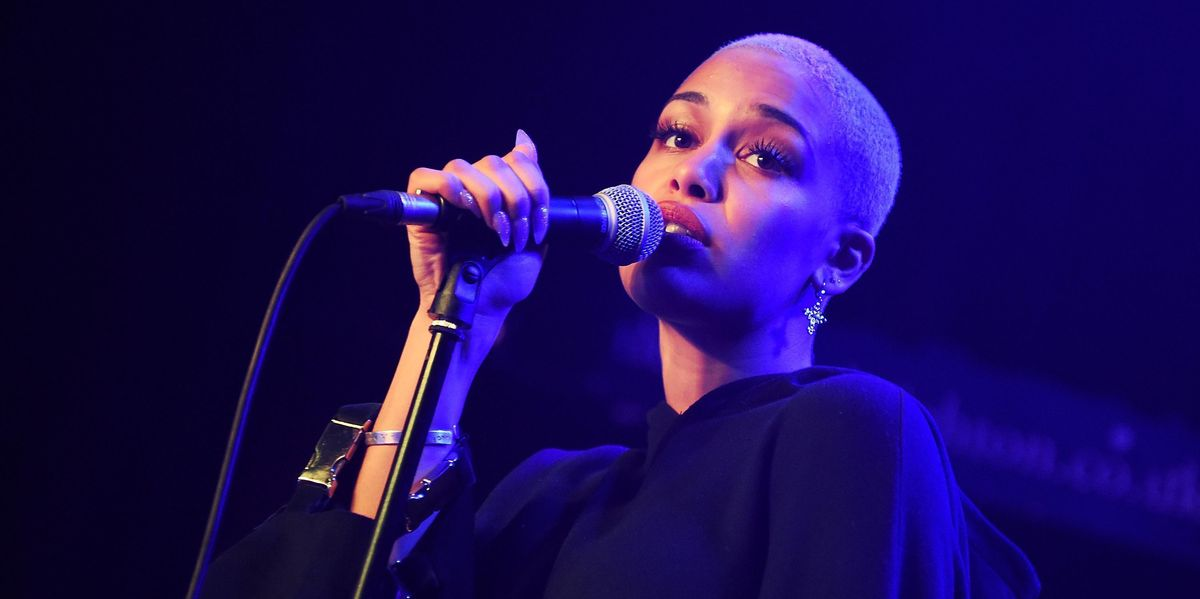 Listen To Jorja Smith's Smoldering New Track About Falling For A Fuccboi, 'Teenage Fantasy'