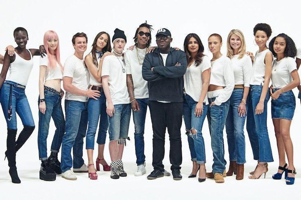 Edward Enninful Directed A Gap Campaign Starring Literally Everybody