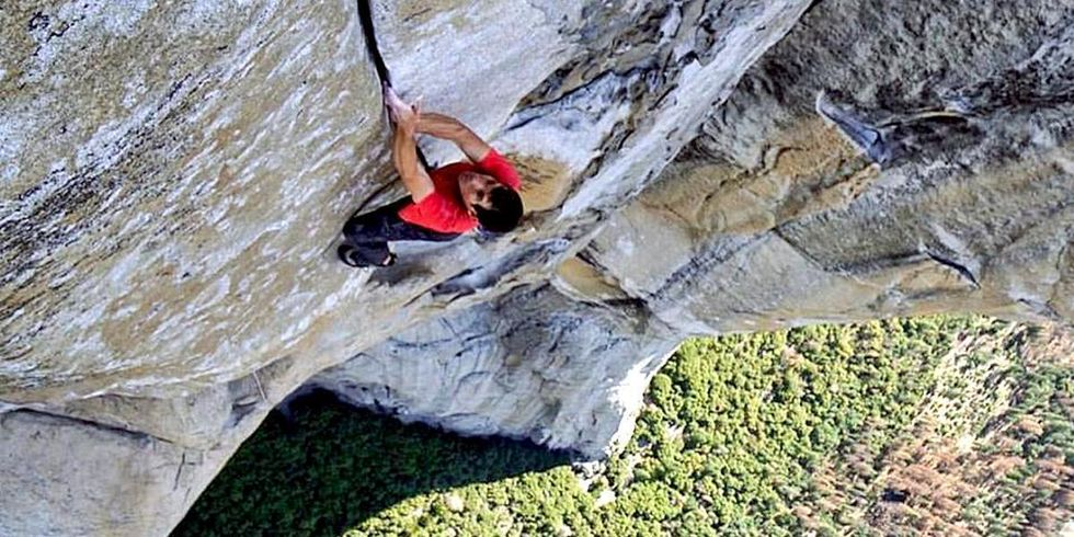 Alex Honnold Completes 'Greatest Free Solo of All Time' After Scaling Yosemite's El Capitan