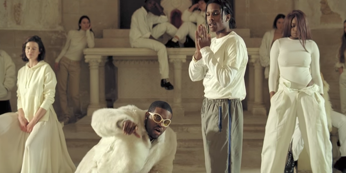 """A$AP Rocky and A$AP Ferg's New Video for """"Wrong"""" is Here, Blessings Be"""