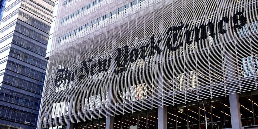 4 Ways New York Times Gave Ammunition to Trump in Defending Paris Exit