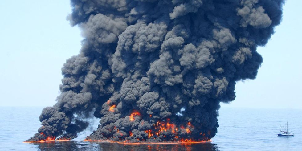 Trump Names BP Oil Spill Lawyer as Top Environmental Attorney