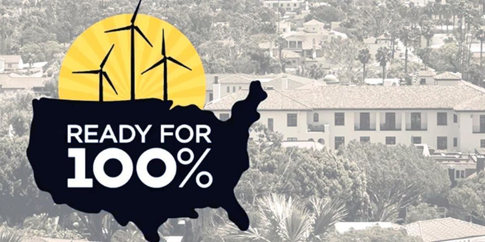 Santa Barbara Joins Clean Energy Revolution, Commits to 100% Renewables