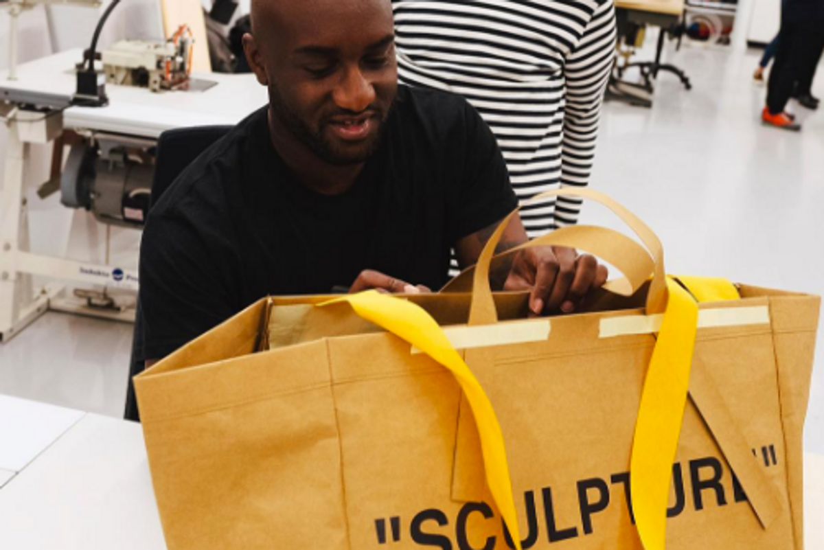 OFF-WHITE is Now Collaborating with IKEA Because Of Course