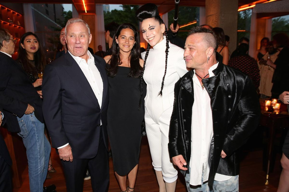 Ian Schrager's New PUBLIC Hotel Opens With a Splash