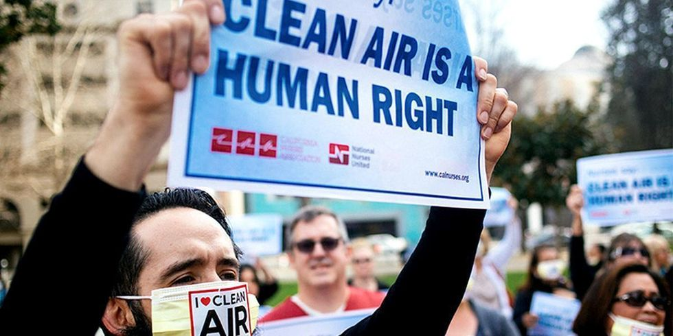 EPA Announces Illegal Delay for Clean Air Protections for Millions of Americans