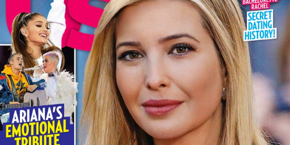 Ivanka Trump Weakly Tries to Manufacture Some Good Press, Twitter Roasts Her to Hell and Back