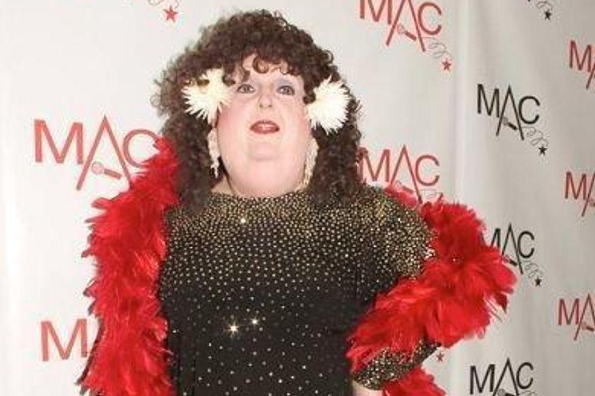 """Drag Legend Ruby Rims Tells All: """"We Didn't Know We Were Making History"""""""