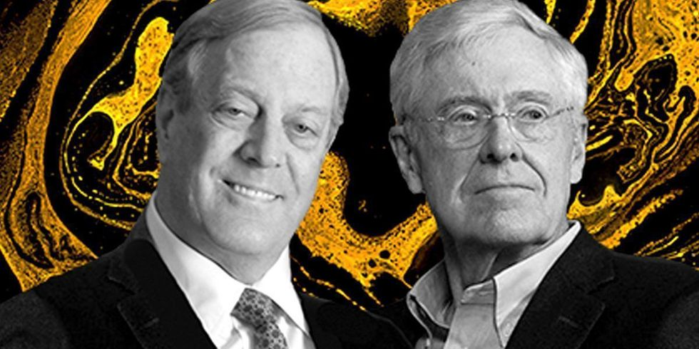 The Koch Brothers: The Men Who Sold the World
